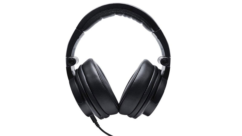 Mackie MC Series Professional Foldable Monitoring Closed-Back Headphones