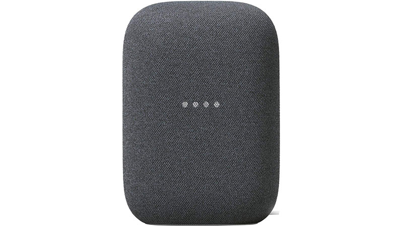 The Google Nest Audio – (Loud Portable Speaker)
